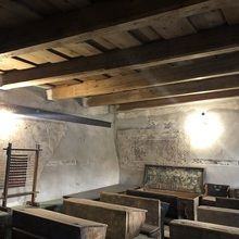 Small-Group Half-Day Fortified Churches Tour - Prejmer fortified church the school room