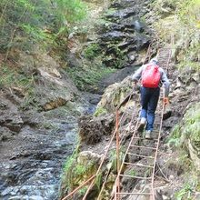 2 Day Private Tour – Transfagarasan Highway and Hiking in Fagaras Mountains - Hiking on Stan's Gorge