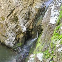 2 Day Private Tour – Transfagarasan Highway and Hiking in Fagaras Mountains - Waterfall in the canyon