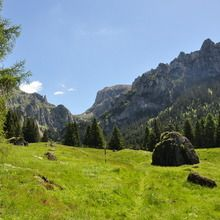 Active trekking tour in Bucegi Natural Park and Piatra Craiului National Park - 4 days - Bucegi Natural Park