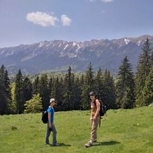 Private Active trekking tour in Piatra Craiului National Park  - 1 day - Zanoaga meadow