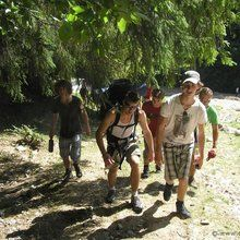 Active trekking tour in National Park Piatra Craiului - 2 days - Ok, let's go!