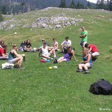 Active trekking tour in National Park Piatra Craiului - 2 days - It is not easy!