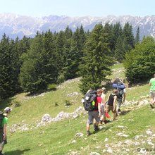 Active trekking tour in National Park Piatra Craiului - 2 days - Great mountain ahead!