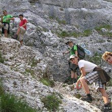 Active trekking tour in National Park Piatra Craiului - 2 days - To the top