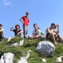 Active trekking tour in National Park Piatra Craiului - 2 days - We did it!