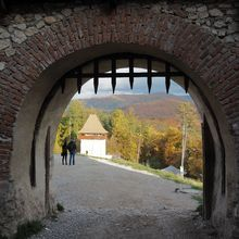 Small-Group day trip Bran Castle and Rasnov Fortress Tour from Brasov - Rasnov Fortress
