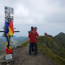 Bucegi, Piatra Craiului and Fagaras - 'The Best Program Forever' - 8 days - Fagaras Mountains