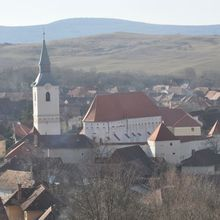 Unesco Fortified Churches and Sighisoara Citadel Small-Group Day Tour from Brasov - Darjiu Unesco Fortified church general view
