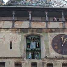 Unesco Fortified Churches and Sighisoara Citadel Small-Group Day Tour from Brasov - Sighisoara, Clock Tower