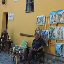 Unesco Fortified Churches and Sighisoara Citadel Small-Group Day Tour from Brasov - Sighisoara
