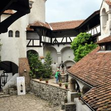 Bran - Sinaia private day tour - Bran Castle