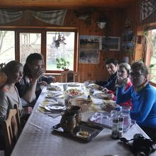 Day tour in Romanian mountain villages - Cheese tasting