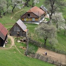Small-Group Day tour in Romanian mountain villages - Mountain villages Transylvania