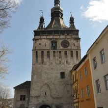 Day tour Medieval Sighisoara, Viscri, Rupea Fortress - Sighisoara - The Clock Tower