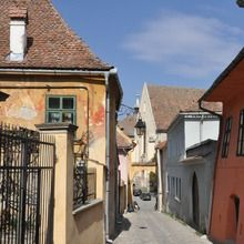 Small-Group Day tour Medieval Sighisoara, Viscri, Rupea Fortress - Sighisoara