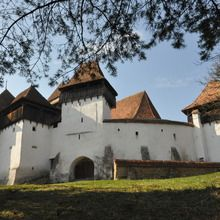 Day tour Medieval Sighisoara, Viscri, Rupea Fortress - Viscri - fortified church