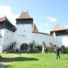 Small-Group Day tour Medieval Sighisoara, Viscri, Rupea Fortress - Viscri - fortified church