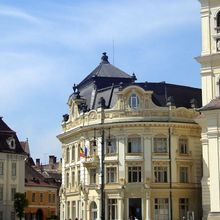 Day tour Sibiu - Cultural capital of Europe 2007