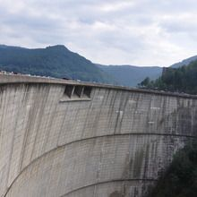 Day tour Transfagarasan road and Poienari Fortress - Vidraru Dam