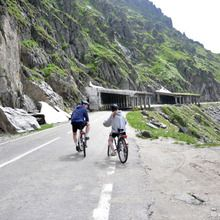 Day tour Transfagarasan road and Poienari Fortress - Transfagarasan road - to Poienari