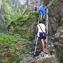 Day Trip to the Epic 7 Ladders Canyon from Brasov - 7 Ladders Canyon