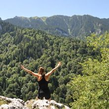 Day Trip to the Epic 7 Ladders Canyon from Brasov - Piatra Mare mountains