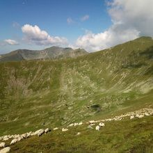Private Expeditions in Fagaras Mountains - the highest mountains of Romania - Hike in Fagaras Mountains