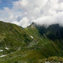Private Expeditions in Fagaras Mountains - the highest mountains of Romania - Fagaras Mountains hike
