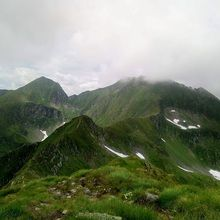Private Expeditions in Fagaras Mountains - the highest mountains of Romania - Trek in Romania
