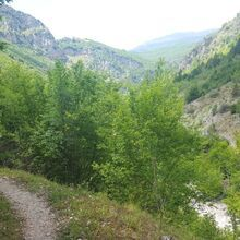 Balkan Glacial lakes and Mountains tour - 15 Days - Walking in Vikos gorge, Greece