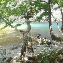 Balkan Glacial lakes and Mountains tour - 15 Days - At the springs of Voidomatis river, Greece