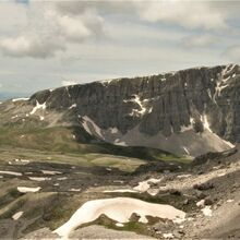 Balkan Glacial lakes and Mountains tour - 15 Days - Alpine landscape on Tymfi plateau, Greece