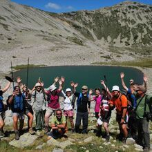 Balkan Glacial lakes and Mountains tour - 15 Days - Banderitsa lakes, Bulgaria