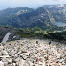 Balkan Glacial lakes and Mountains tour - 15 Days - Polezhan ascent with Popovo lakes, Bulgaria