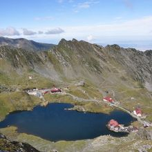 Balkan Glacial lakes and Mountains tour - 15 Days - Balea glacial lake, Romania