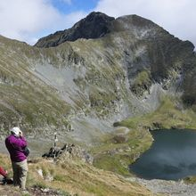 Balkan Glacial lakes and Mountains tour - 15 Days - Capra Glacial lake, Romania