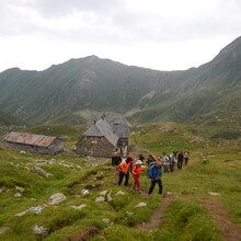 Balkan Glacial lakes and Mountains tour - 15 Days - Podragu mountain hut, Romania