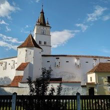 One Day Private Biking Tour in Burzenland - 'The Little Transylvania' - Harman Saxon Fortified Church