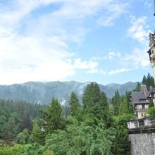 Bran - Sinaia private day tour - Peles Castle