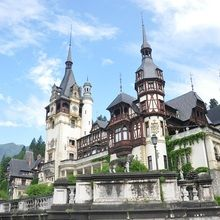 The '3C Tour' - Castle, Champagne and Canyon - Peles Castle