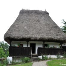 The Heritage of Transylvania cycling tour - 8 days - Astra village museum