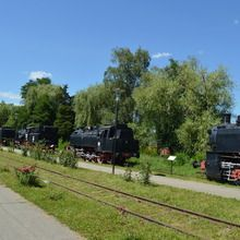 The Hidden Gorges of Banat - 5 days - The 'Steam Locomotives' Museum' in Resita