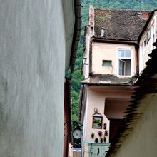 The Old City of Brasov - Brasov - Strada Sforii (Rope St.)