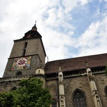 The Old City of Brasov - Brasov - Black Church