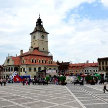 The Old City of Brasov - Brasov - Council Square