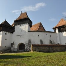 Highlights of Romania Private Tour - Transylvania, Maramures and Bucovina - 12 days round trip - Viscri Fortified Church