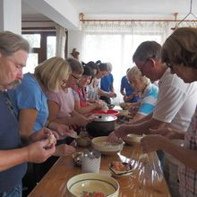 Village life in Transylvanian Carpathian mountains - 8 days - Romanian traditional cooking lesson
