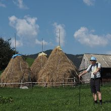 Village life in Transylvanian Carpathian mountains - 8 days - Walking in mountain villages from Romania