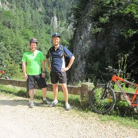 Active mountainbiking day tour - Piatra Craiului National Park